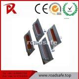 Aluminum Retro - Reflective Road Stud Pavement Road Marker Reflector