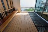 Revestimento de madeira de reciclagem de madeira para pavimentos WPC