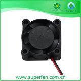 mini micro ventilador 5V mais fresco refrigerando sem escova de 25mm 2.5cm