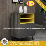 Kirschgraue Melamin-Manager-Tisch-China-Büro-Möbel (HX-8ND9331)