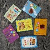 Tarjetas educativas Flashcards de las tarjetas de juego de Cusotmized para el estudio de los niños