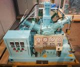 Hôpital Using la servocommande exempte d'huile de pompe de compresseur de l'oxygène de 100%