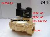 elettrovalvola a solenoide di serie 2V 2V250-20