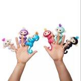 A China por grosso alevinos coloridos Monkey brinquedos para bebés