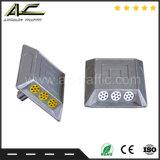 На заводе хорошие продажи 3m Retro-Reflective алюминия шпилька дорожного движения