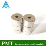 De Magneet van NdFeB van de lijn N33h met Permanent Magnetisch Materiaal