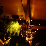 5mはIndoor&Outdoorの使用のための球のクリスマスの照明を爆発する