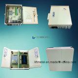 Distribution Aluminium Métal Boîte électrique en tôle (LFAL0001)