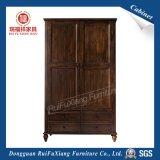 2 Portes armoire en bois pour la maison (I310C)
