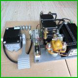 Programable Curtis excitación de la serie DC Serie Cepillo de ensamble de controlador de motor de 1204m-4201 Modelo de 24V 36V 275a piezas de la carretilla industrial