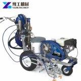 Yg camino la línea marcada en la máquina de pintura de Graco máquina fabricada en China