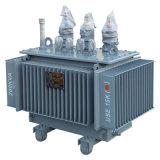 3段階のオイルの満たされた分布の変圧器200kVA