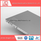 Panneaux d'Honeycomb en aluminium personnalisé pour les façades