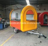 Chariot mobile de nourriture d'usine de la Chine avec le meilleur prix