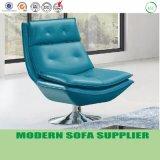 Accueil Mobilier salle de séjour avec canapé en cuir ensemble fauteuil pivotant