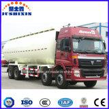 Da baixa densidade do pó do transporte do tanque reboque material Semi (40 CBM)