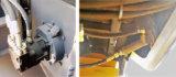 XCMG Xs203je 20ton choisissent le poids de tambour du rouleau de route