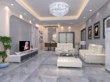 Hal6070 Piso de porcelana Varmora Roto Imprimir piso pulido azulejos de cerámica