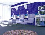 Tesoro azul 4x8 pulgadas/10x20cm brillante de la pared de cerámica esmaltada azulejo Metro baño cocina Decoración