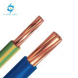 Строя используемый PVC меди или изолированная нейлоном электрическая кабельная проводка