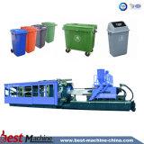Da injeção plástica do balde do lixo do agregado familiar máquina moldando