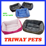 Haut Quaulity Soft chien chat lit Pet (WY101086-1A/C)