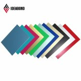 Ideabond Precio competitivo 2-4mm PE Decoración aluminio Panel (AE-38A, AE-36A)