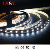 Indicatore luminoso di striscia chiaro della corda di alta qualità RGBW+White LED per la decorazione