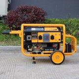 Bison (Chine) BS4500U Fournisseur du générateur de fil de cuivre 3kVA générateur à essence