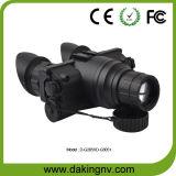 Occhiali di protezione di visione notturna di Gen2+ con registrazione di luminosità di IR (D-G2051)