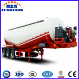 말라위에 있는 3 차축 36-60m3 Cement Tank Truck Semi Trailer Bulk Powder Tanker