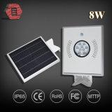 8W alle in einem Solar-LED-Licht