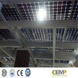BIPV (sistema Integrated di PV della costruzione) proietta ampiamente il comitato solare policristallino di Applicated 315W