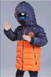 Fashionabel 겨울 아래로 재킷 높은데서 일하는 사람은 소년을%s 좋아한다