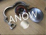 Suportes portáteis do filtro do aço inoxidável 47mm para a filtragem do gás/líquidos