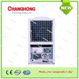 Охлаженный воздухом модульный кондиционер централи охладителя