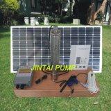 Bombas solares, sistema de bomba solar da água, bomba de água da C.C., bomba de água, bomba