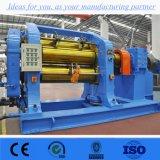 710mm três máquinas Calandra de Borracha do Rolo