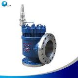 Type de leser pression actionné par pilote la valve de sécurité