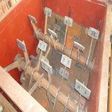 Машина клетчатой облегченной бетонной плиты смешивая