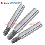 DIN258, ISO8737, штыри конусности с продетым нитку концом