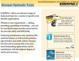 Originele Hydraulische Hulpmiddelen Enerpac