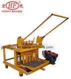 Bloc de béton creux4-45 Qm/ machine à fabriquer des briques