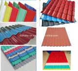 PVC機械を作る波形の屋根ふきシート