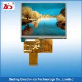 4.3 ``visualización del módulo de 480*272 TFT LCD con el panel capacitivo de la pantalla táctil