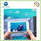 Téléphone mobile Sandproof PVC Sacs étanches Étui pour iPhone 6 (jp-WB007)