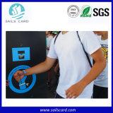 Heißer Verkaufkundenspezifischer RFID Wristband für Förderung-Geschenk