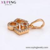 31487 de Hete Verkoop Goud Geplateerde Mary Jewelry Necklace Pendant van Xuping Europa