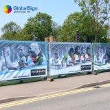 PVC che fa pubblicità alla bandiera, bandiera del vinile di stampa di Digitahi
