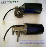 24V 80W 27rpm Voleo DCの忍耐強い上昇の&Wheelのチェアリフトの電気ワイパーギヤモーター